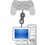Dualshock 4 драйвер для pc windows 7