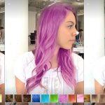 Insta hair style salon iphone