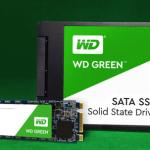 120Gb ssd western digital green