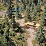 Far cry 5 игра с огнем