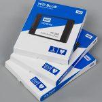 250Gb ssd western digital blue