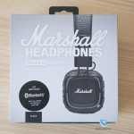 Marshall major ii bluetooth black обзор