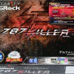 Asrock z87 killer fatality