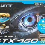 Geforce gtx 460 обзор