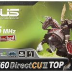 Asus geforce gtx 560 directcu ii top