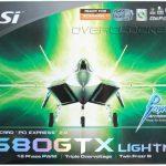 Msi gtx 580 lightning twin frozr iii