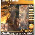 Nvidia geforce gtx 580 zotac