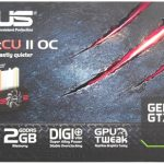 Asus gtx660 dc2o 2gd5 характеристики