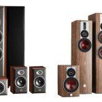 Hi end audio speakers