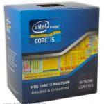 Intel core i5 3570 температура