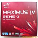 Asus maximus iv gene z gen3