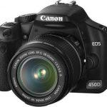 Canon 450d характеристики отзывы