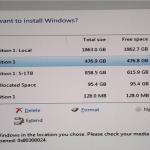 0X80300002 ошибка при установке windows