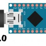 Arduino nano внешнее питание