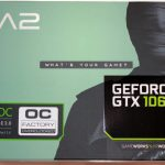 Kfa2 geforce gtx 1060 6gb exoc