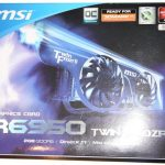 Msi r6950 twin frozr iii