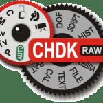 Chdk прошивка фотоаппарата canon