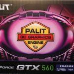 Gtx 560 2gb 256bit характеристики