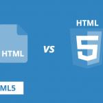 Html и html5 разница