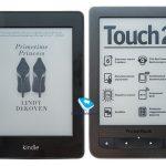 Pocketbook или amazon kindle