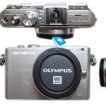 Olympus e pl3 характеристики