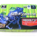 Palit geforce 9800gt 1gb