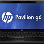 Hp pavilion g6 характеристики intel core i5