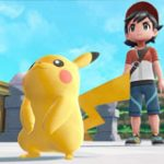 Nintendo switch pokemon lets go