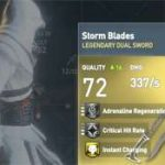 Assassins creed origins самый лучший меч