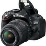 Nikon d5100 18 55vr kit