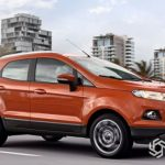 Ford ecosport 2015 технические характеристики
