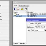 Mikrotik настройка vpn сервера l2tp