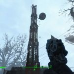 Fallout 4 интересные места
