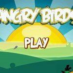 Angry birds не запускается