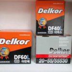 Delkor аккумулятор как заряжать