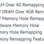 Memory hole что это в биосе