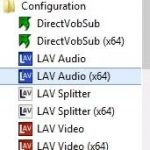 Lav audio decoder как удалить
