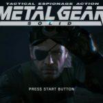 Metal gear solid v ground zeroes прохождение