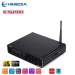 Himedia q10 pro android tv box