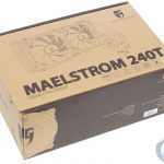 Deepcool maelstrom 240t red