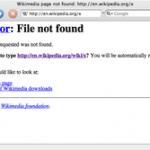 Http error 404 что за ошибка