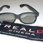 3D картинка для очков reald 3d