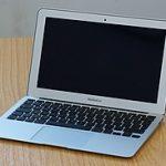 Macbook air модели по годам