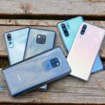 Huawei p20 pro сравнение фото