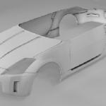 Blender 3d моделирование автомобиля