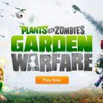 Plants vs zombies garden warfare обзор игры
