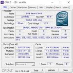Intel xeon x3430 разгон
