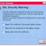 Err ssl client auth signature failed