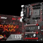 Msi x370 gaming plus обзор