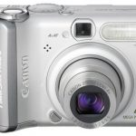 Canon powershot a520 цена